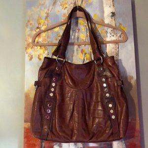 B Makowsky Leather purse..